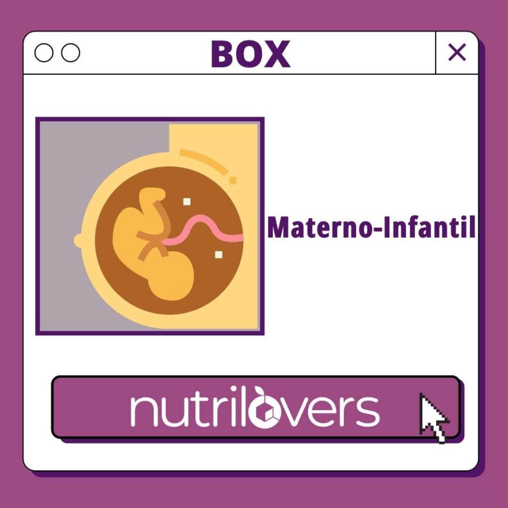 BOX 10 – Nutrição Materno-Infantil