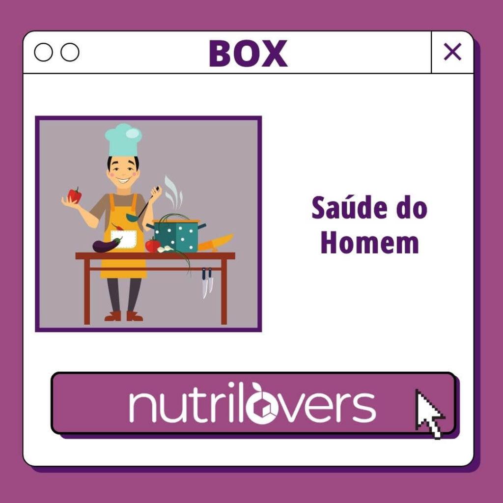 BOX 13 – Saúde do Homem