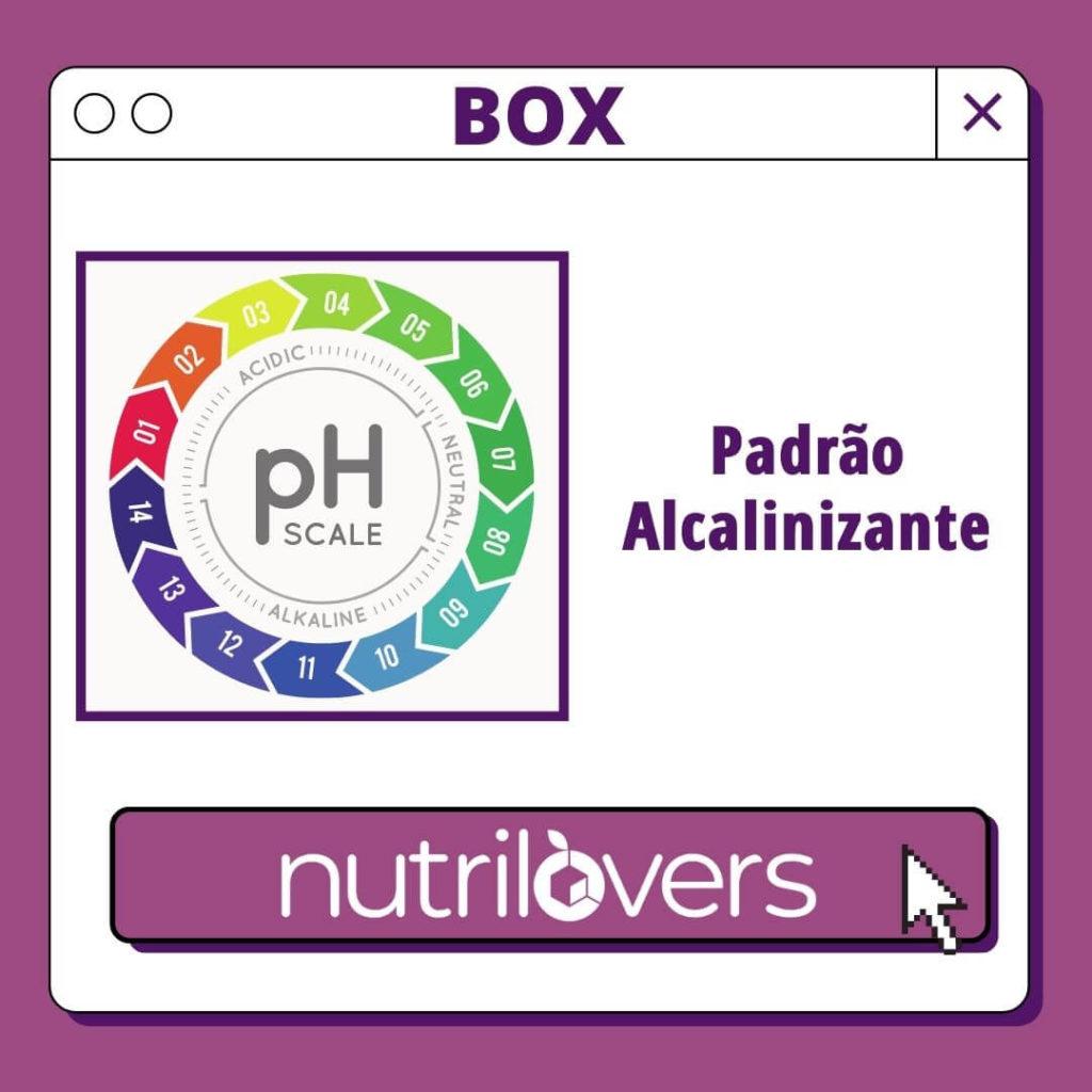 BOX 17 – Padrão Alcanilizante