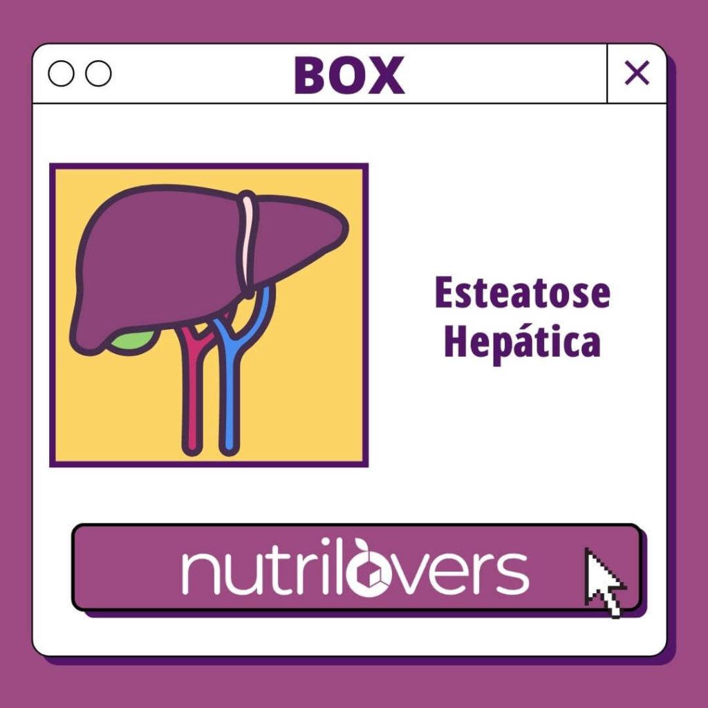 BOX 20 – Esteatose Hepática
