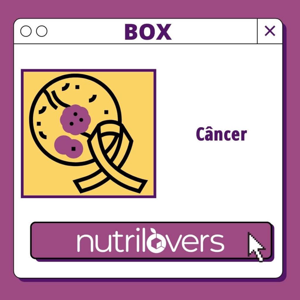 Câncer e Nutrição